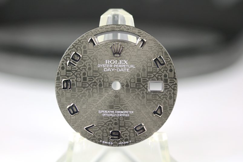 Rolex 18239 dial