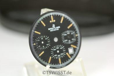 Breitling chronograph dial