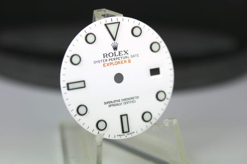 Rolex 216570 dial