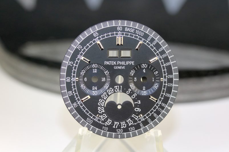 Patek Philippe 5970 dial