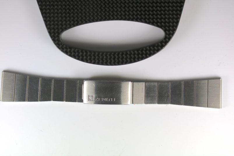 Zenith steel bracelet