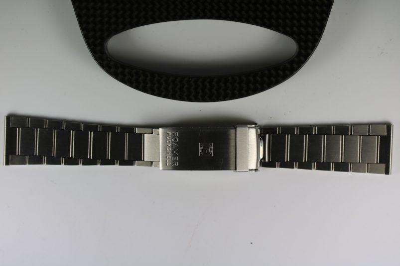 Roamer Rockshell bracelet