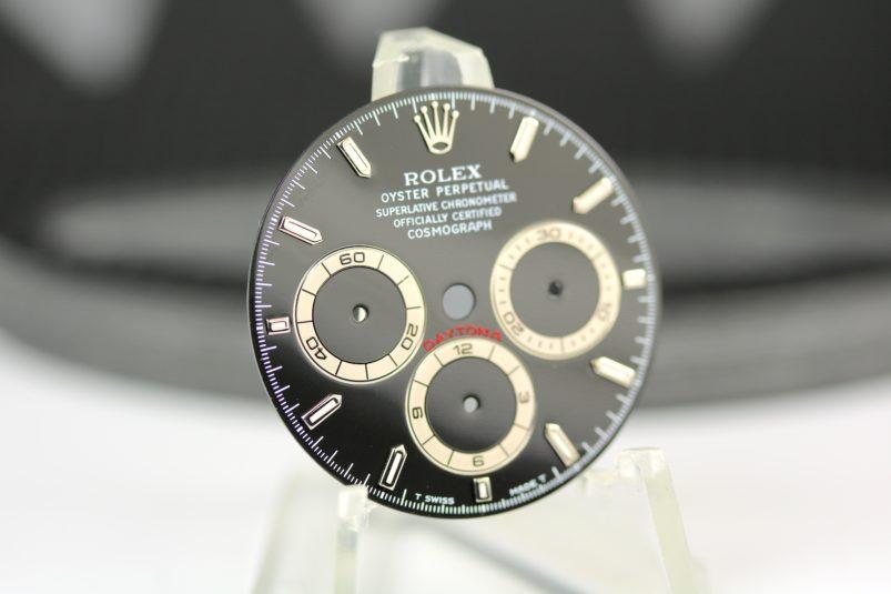 Rolex 16520 black dial