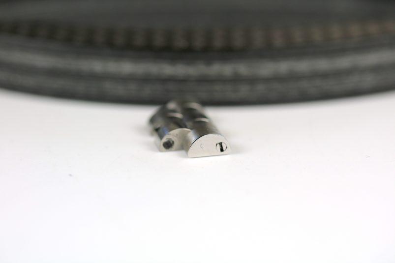 Rolex jubilee steel link