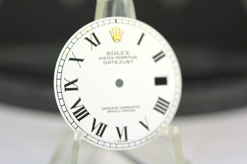 Rolex 1601 buckley dial