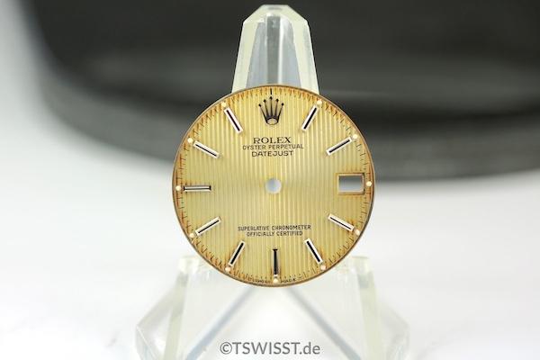 Datejust Teile für Uhren 31mm - Parts for watches 31mm