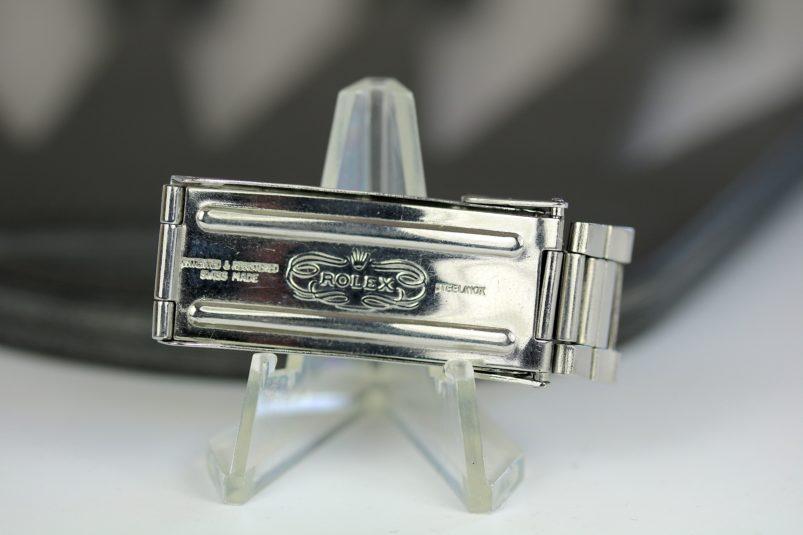 Rolex Oyster Fliplock clasp