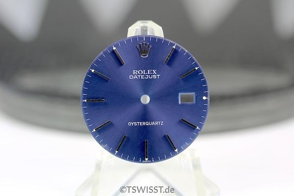 Rolex Oysterquartz Datejust Ersatzteile - Parts