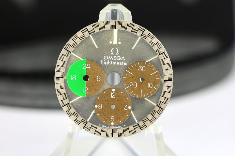 Omega tropical flight master dial