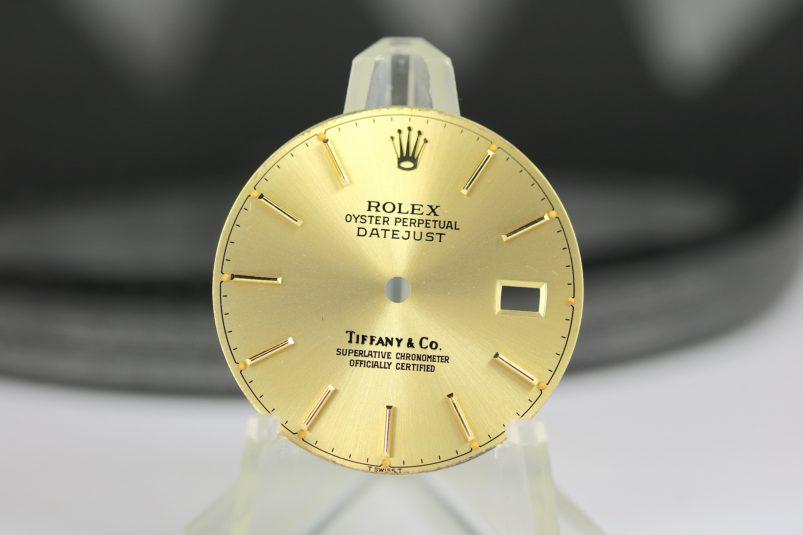 Rolex Datejust Tiffany dial