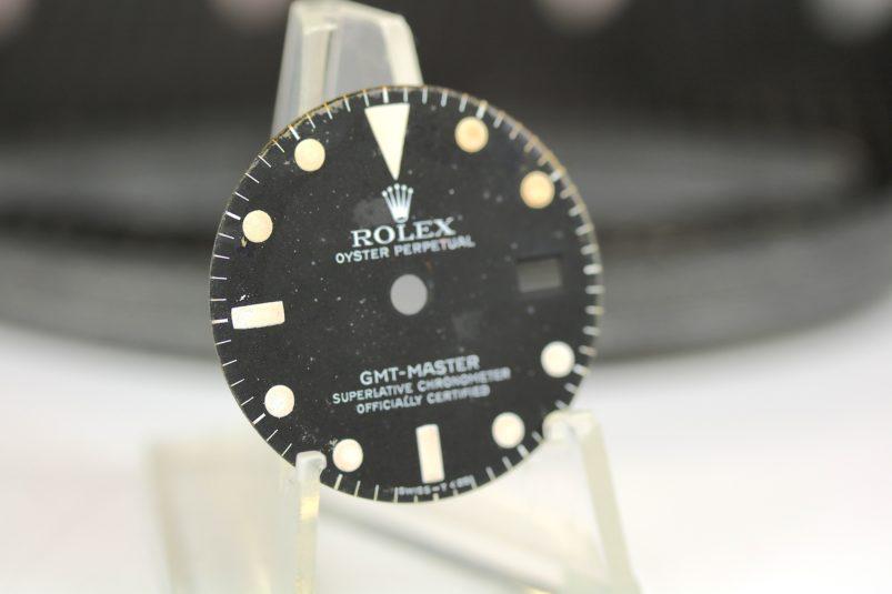 Rolex 1675 dial