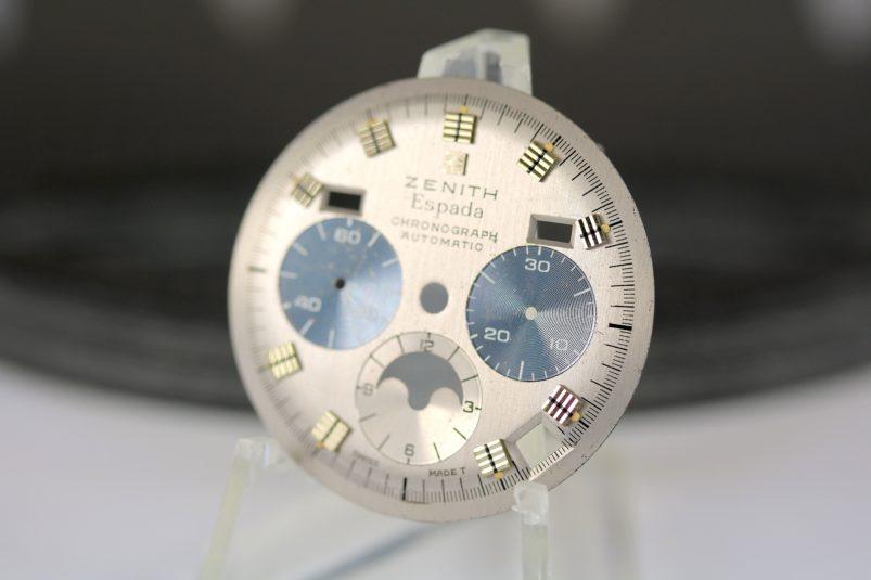 Zenith Espada dial