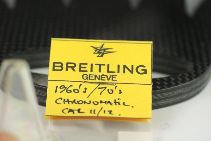 Breitling Chronomatic hands