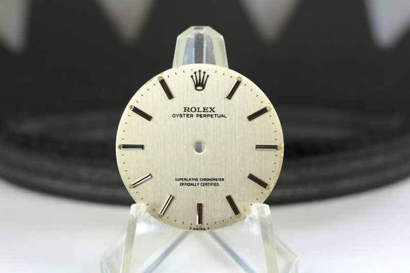 Rolex Oyster Perpetual dial