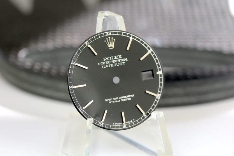 Rolex Silver Print dial