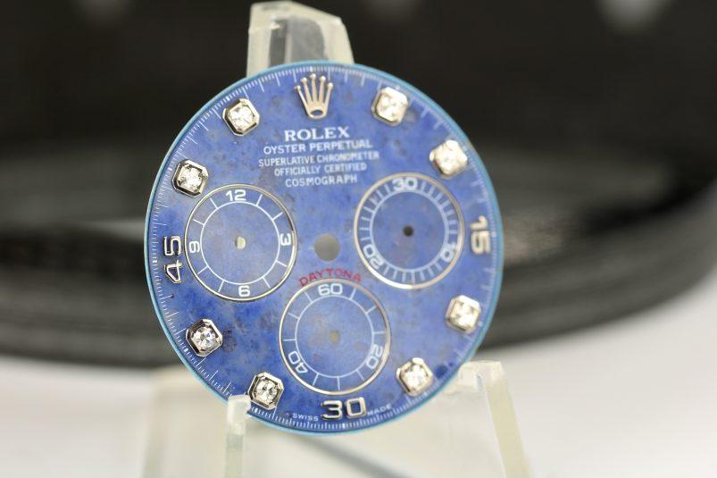 Rolex Sodalite dial