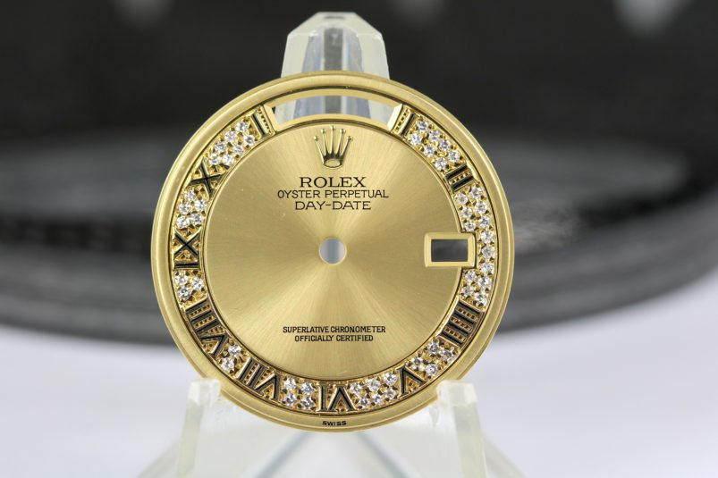 rolex Day Date diamond dial