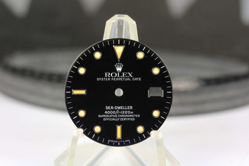 Rolex 16600/16660 pumpkin dial