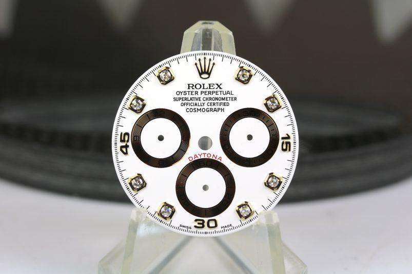 Rolex 116528 diamond dial