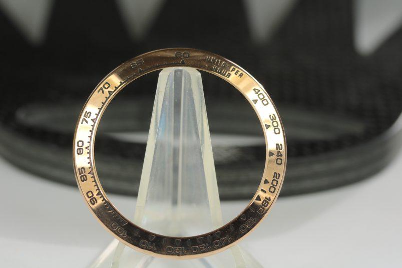Rolex 116505 bezel