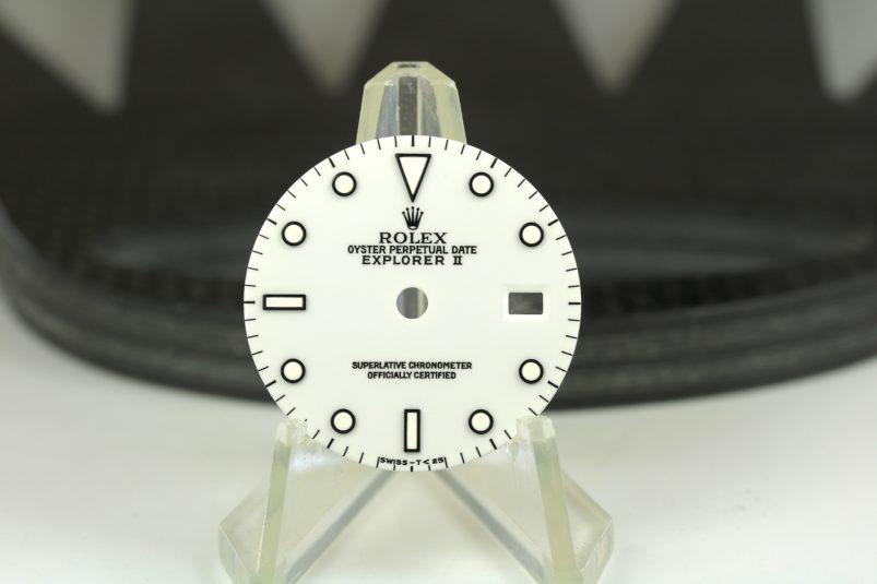 Rolex 16750 dial
