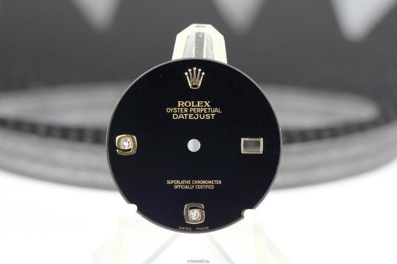 Rolex Onyx dial