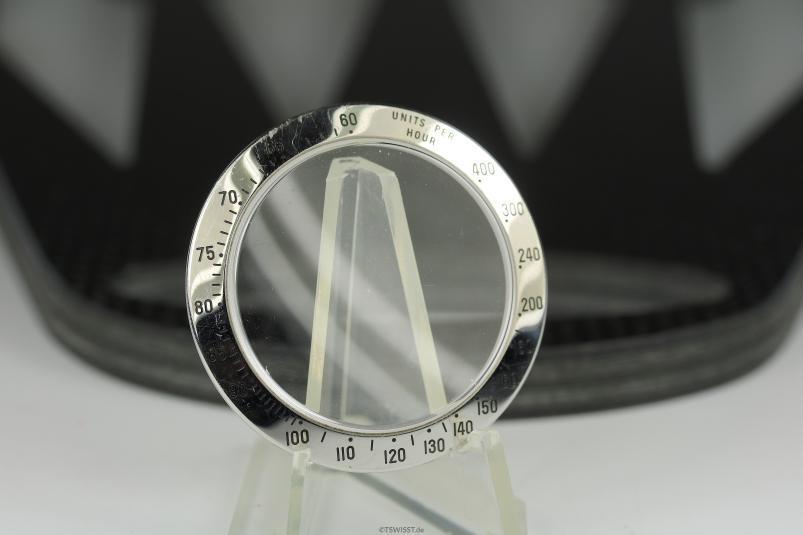 Rolex 116520 bezel