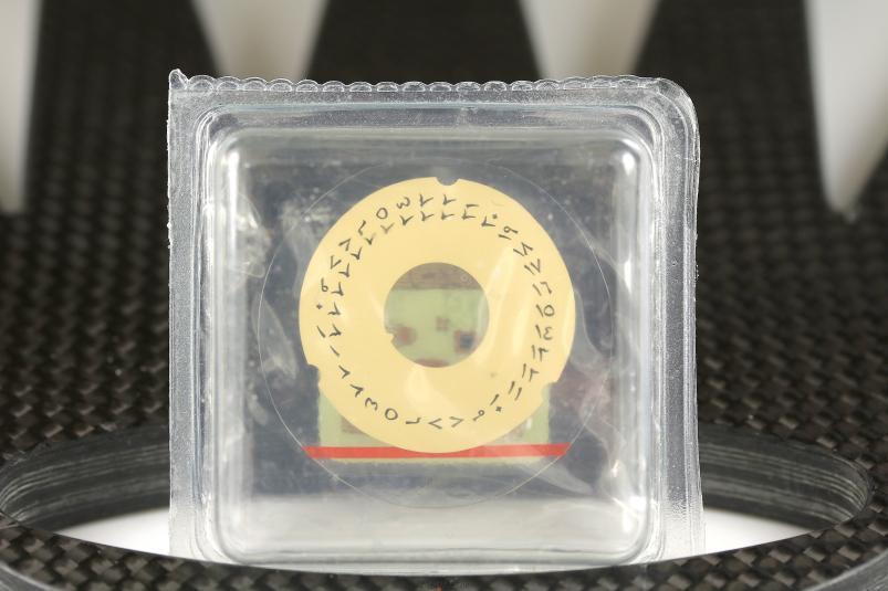 Rolex arabic date wheel