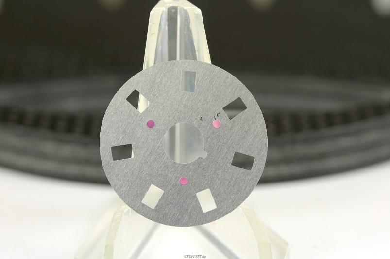 Rolex japanese day wheel