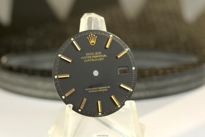 Rolex 1601 dial