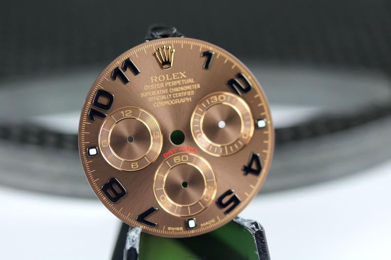 Rolex 116505 dial