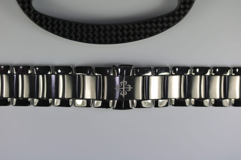 Patek Philippe 5167 steel bracelet