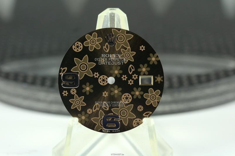 Rolex 116244 dial