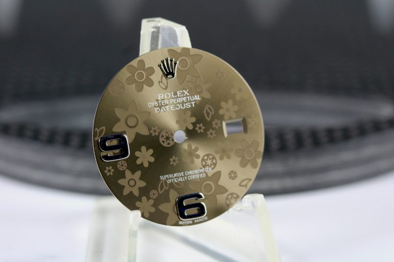 Rolex 116200 dial
