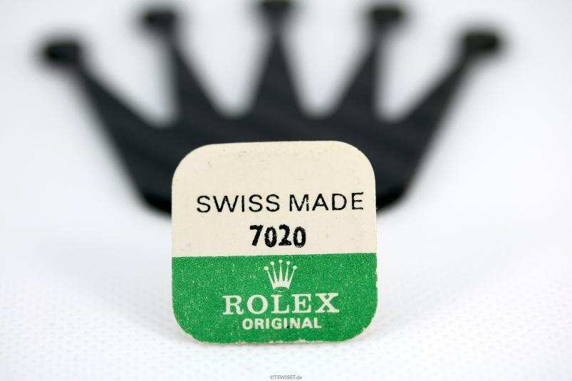 Rolex 7020 tube