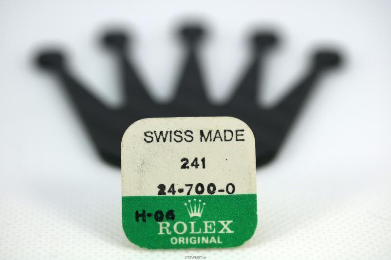 Rolex 24-700-0 crown