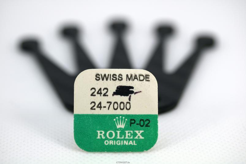 Rolex Tubus 24-7000