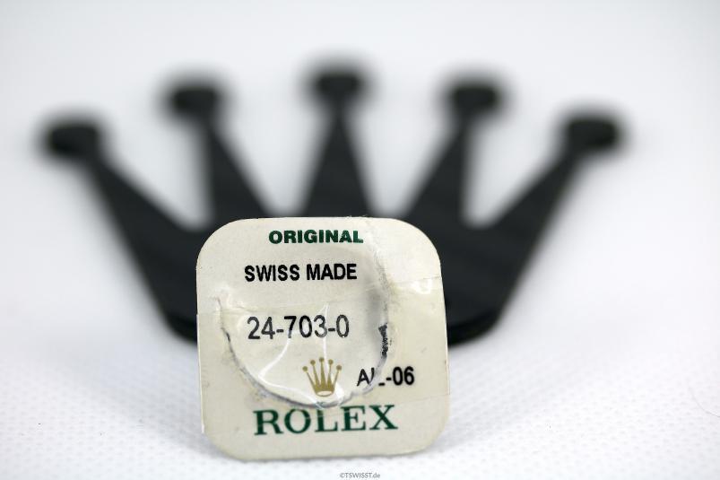 Rolex 24-703-0 crown