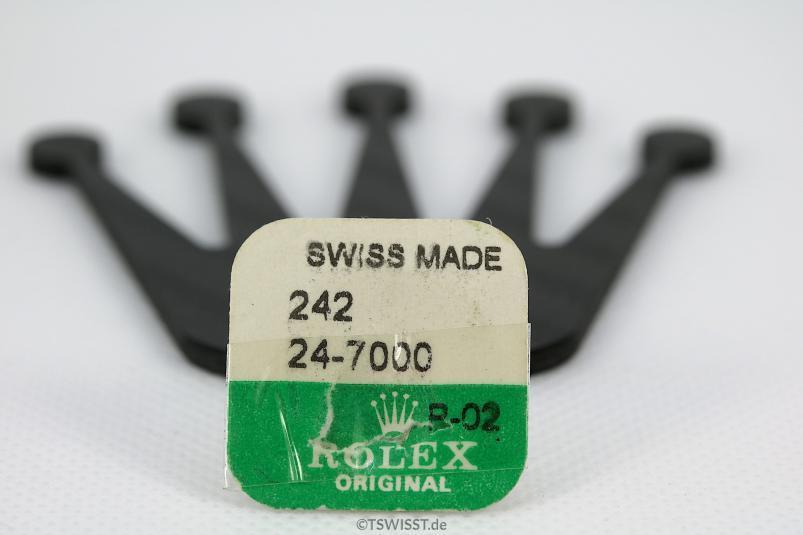 Rolex 24-7000 tube