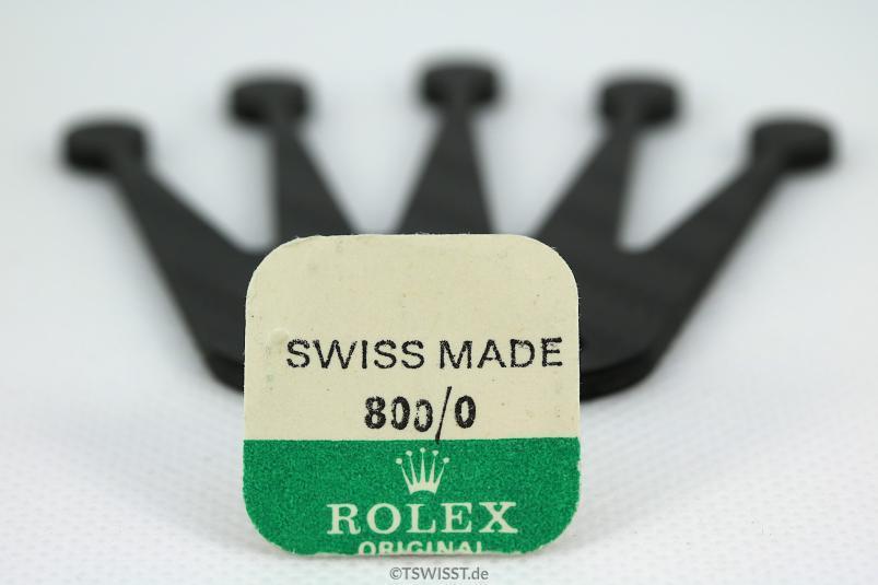 Rolex Big Crown Krone