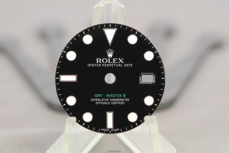 Rolex 116710 dial