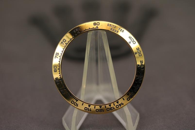 Rolex 116528 bezel