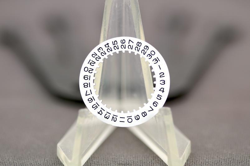 Rolex 3035 date disc