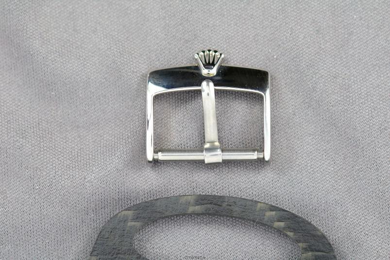 Rolex pin buckle steel