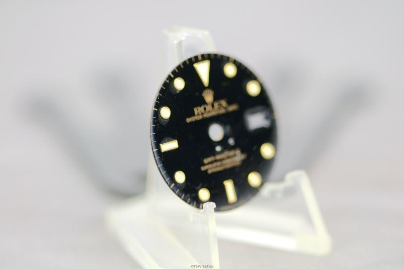 Rolex 16713 dial