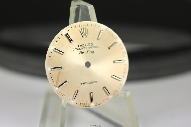 Rolex Air King dial