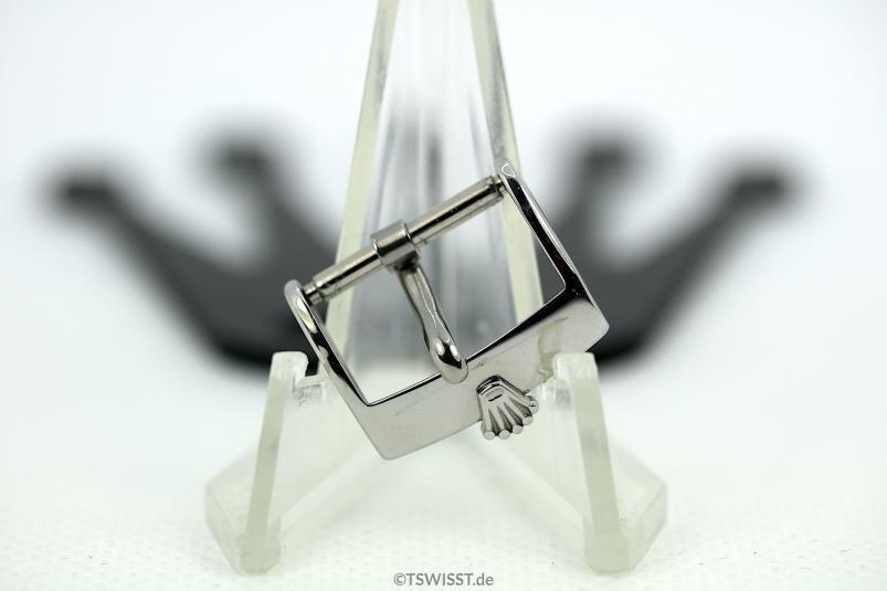 Rolex steel pin buckle