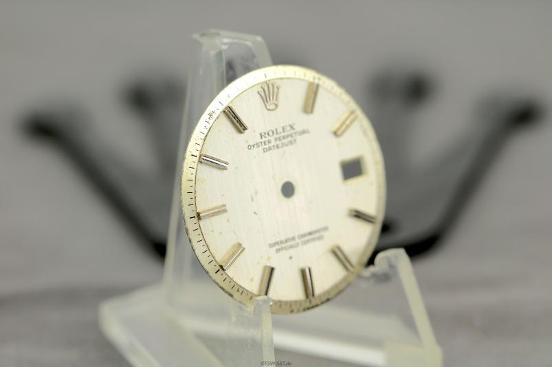 Rolex sigma dial