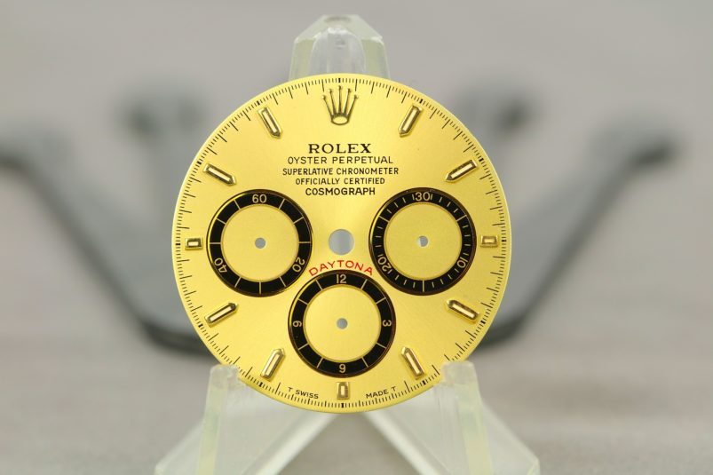 Rolex 16528 inverted 6 dial