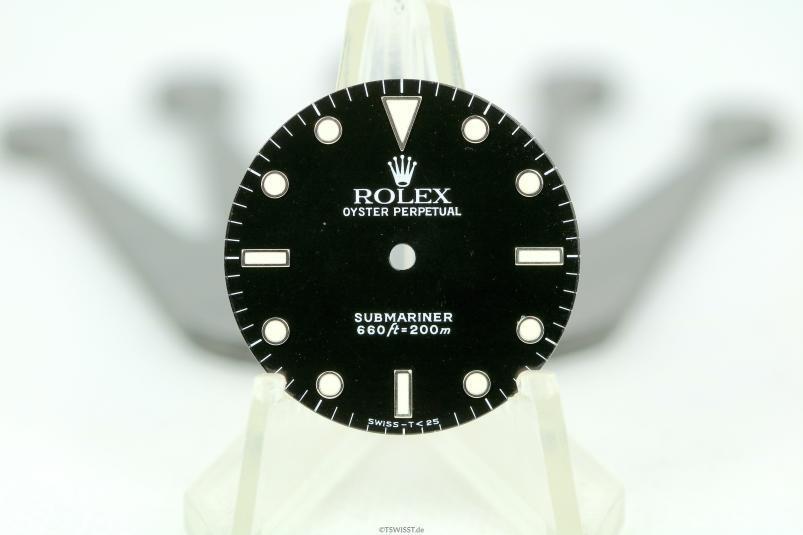 Rolex dial 5513 5512